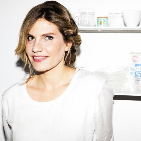 Angèle Ferreux-Maeght, la nouvelle référence de la healthy food | Des 4 coins du monde | Scoop.it