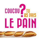 Coucou ! Tu as pris le pain ? |Tu as pris le pain | Actu Boulangerie Patisserie Restauration Traiteur | Scoop.it