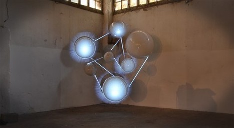 Mariano Leotta: Syn | Art Installations, Sculpture, Contemporary Art | Scoop.it