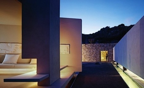 Casa Finisterra Mexico - Steven Harris Architects | Rendons visibles l'architecture et les architectes | Scoop.it