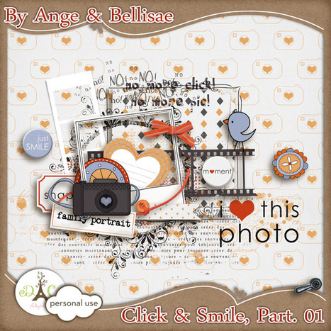 Un kit Gratuit sur Digital-Crea.fr, | Digiscrap | Scoop.it