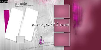 Photoshop Backgrounds: 48 Page Karizma Album Design - 20 | shivaraj | Scoop.it