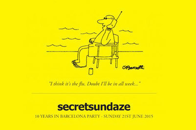 Derrick May and Ryan Elliott play for Secretsundaze in Barcelona | DJing | Scoop.it