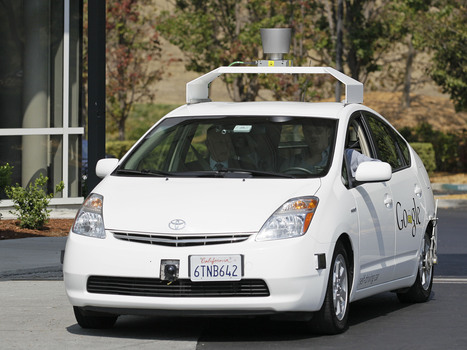 If A Driverless Car Crashes, Who's Liable? : NPR | Sustain Our Earth | Scoop.it