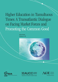 ACE | Higher Education in Tumultuous Times | Free Download | Disrupting Higher Ed | Scoop.it