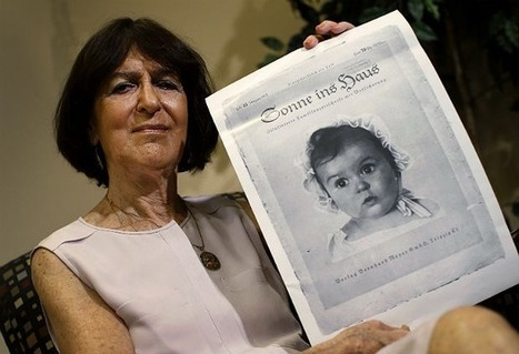 'I was the perfect Nazi baby' says Jewish woman - The Star Online   Nazi Germany   Scoop.it