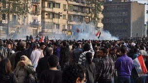 BBC News - Egypt protests: Eyewitness accounts | Coveting Freedom | Scoop.it