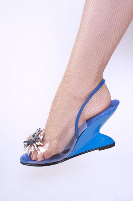 Vintage Shoes | fashion | Scoop.it