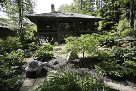 Landscaping tour will spotlight enviable yards - Columbus Dispatch | Japanese Gardens | Scoop.it