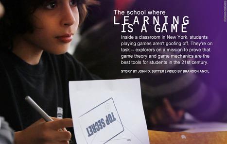 Gaming Reality - CNN.com | Educacioaunclic | Scoop.it