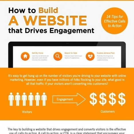[Infographic] How to Build a Website that Drives Engagement | Information Management, Social Media & Data Security | Scoop.it