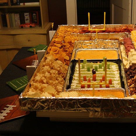 12 Awesome Edible Football Stadiums | READ WHAT I READ | Scoop.it