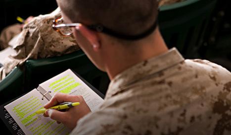 Academics-Aspect 3 | Marine Officer-Aspect 2 & 3 | Scoop.it