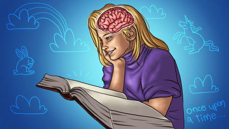 The Science of Storytelling: Why Telling a Story is the Most Powerful Way to Activate Our Brains | Woodbury Reports Review of News and Opinion Relating To Struggling Teens | Scoop.it