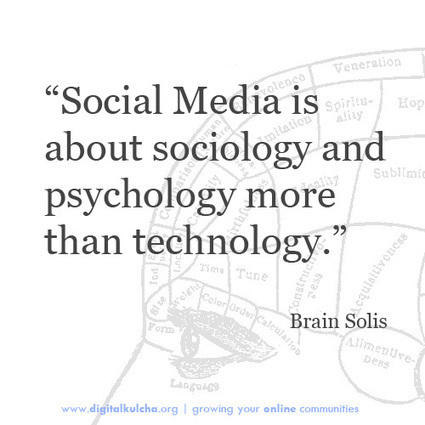 Behavioral 'Social' Psychology: 50 Ways to Energize Your Social Community & Audience | Hashtags and Hotels | Scoop.it