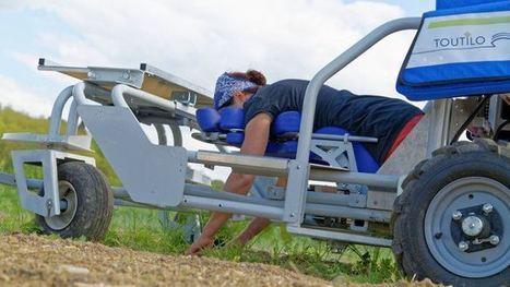 Cobot robot agricole Toutilo, un robot qui collabore avec l'homme dans les champs | Une nouvelle civilisation de Robots | Scoop.it