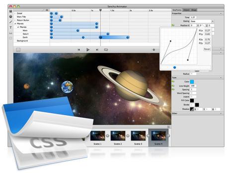 Sencha Animator Beta 1  : CSS3 animations made easy | UX | Scoop.it