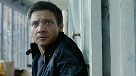 IT'S HERE!! 'Bourne Legacy' Official Trailer (Video) | TonyPotts | Scoop.it