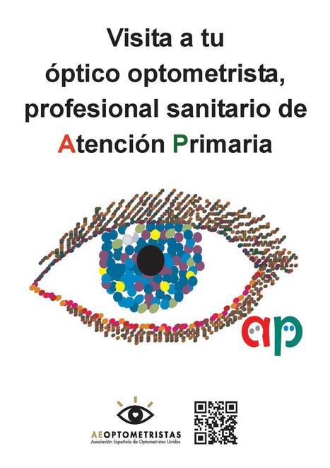 CAMPAÑA ÓPTICO OPTOMETRISTA, PROFESIONAL SANITARIO ATENCIÓN PRIMARIA   Redes Sociales en el Aula:Edmodo   Scoop.it