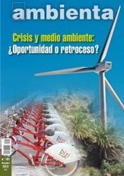 Revista Ambienta Nº 101. Temática: crisis y medio ambiente | Blog del Agua | Agua | Scoop.it