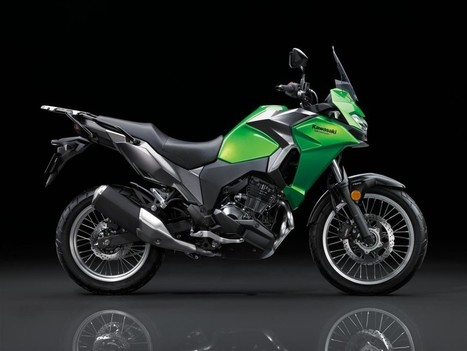 Kawasaki Versys-X 300 Unveiled at EICMA 2016 | Maxabout Motorcycles | Scoop.it
