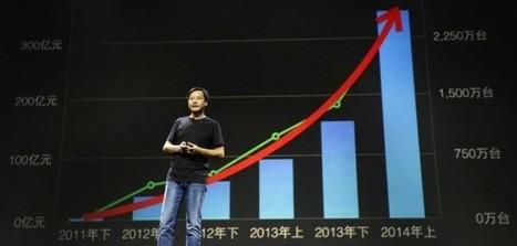 Comment les marques chinoises s'attaquent au monde? Le cas XiaoMi. | Marketing digital | Scoop.it