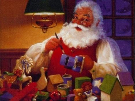Sonia IDF - Portez le déguisement de Père Noel le 25 décembre prochain ! | deguisement noel | Scoop.it