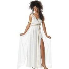 Greek Goddess Costume Ideas For Adults & Kids | Homemade Halloween Costumes For College Students | Scoop.it