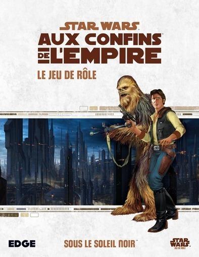 Sous le Soleil Noir - Un scénario gratuit pour Star Wars JDR | Jeux de Rôle | Scoop.it