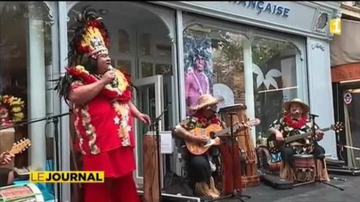 Le Ori Tahiti s'invite dans la capitale française | Polynésie 1ère | Océanie | Scoop.it