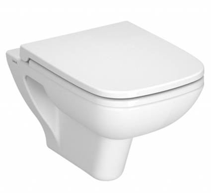 Vitra S20 Wall Hung Toilet Including Seat | Bathrooms | Scoop.it