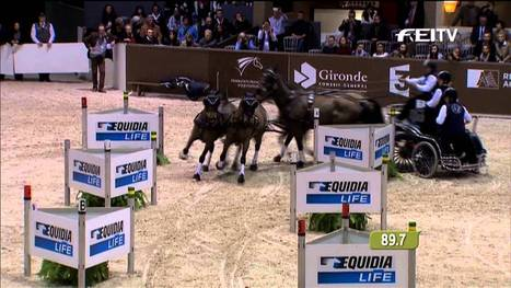 FEI World Cup Driving Final 2013 Bordeaux, Boyd Exell Final 1 - YouTube | Horses | Scoop.it