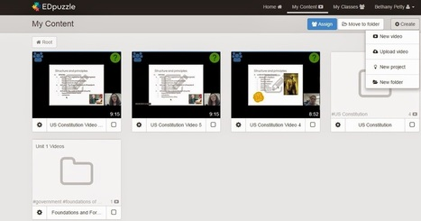 Teaching with Technology: EDpuzzle in the Flipped Classroom: Updated | English Language Learning and Teaching Using Digital Technologies | Scoop.it
