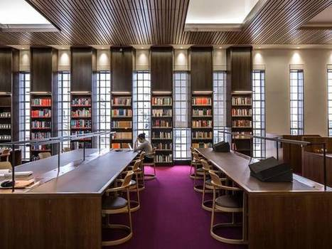 Oxford's New Bodleian Library has had a radical modernist makeover   Beyond the Stacks   Scoop.it
