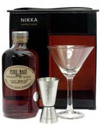 Nikka Black - Oferecer algo diferente e ainda ensinar a servir o whisky perfeito   30 prendas criativas que fazem toda a diferença!   Scoop.it