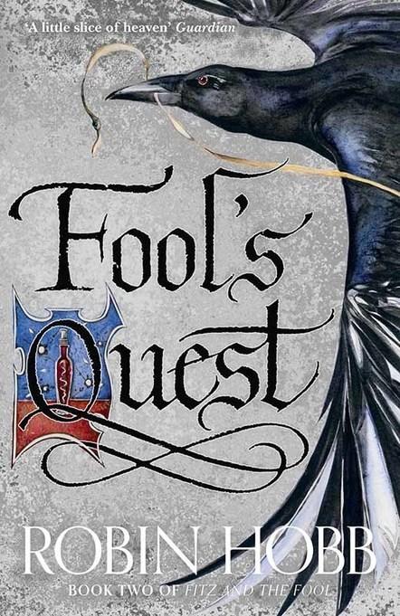 Fool's Quest: copertina UK e sinossi | Robin Hobb - Italia | Scoop.it