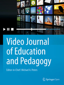 Video Journal of Education and Pedagogy | Aprendizaje y redes abiertas. | Scoop.it