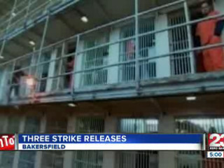 177 inmates from Kern County could be released from prison under the new three strikes law | Police Problems and Policy | Scoop.it