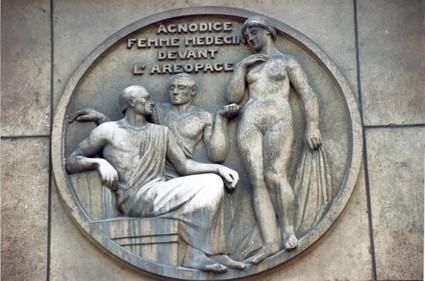 Agnodice, Atenas 300 a.C.   Ciencia y más   Mujeres con ciencia   Cultura Clásica   Scoop.it