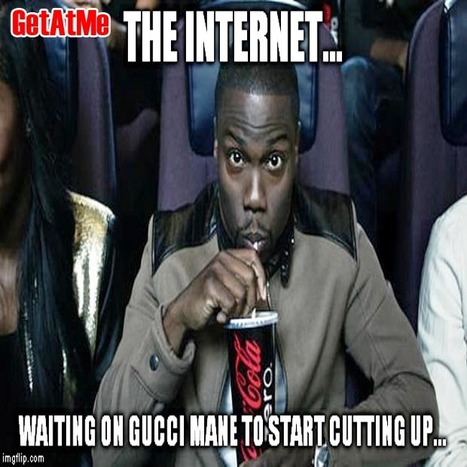GetAtMe - The Internet can't wait for Gucci to start cutting up ... #ItsComing | GetAtMe | Scoop.it