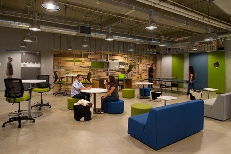 Does Your Office Design Invite Creativity? | Office Environments Of The Future | Scoop.it