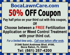 Lawn Service Boca Raton | Landscape Maintenance and Lawn Mowing | lawn service | Scoop.it