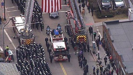 VIDEO: Final Salute To Lt. Ed Walsh | Boston, you're my home | Scoop.it