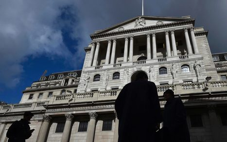 FTSE 100 nears four-month low as Bank of England leaves rates unchanged and warns of Brexit risks | International e-commerce | Scoop.it