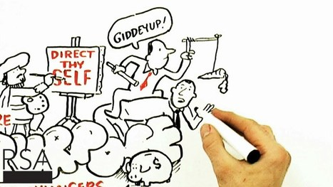 ▶ RSA Animate - Drive: The surprising truth about what motivates us - YouTube | Philosophies of life and education | Scoop.it