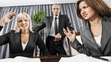 Las 9 señales de que tus compañeros de trabajo te odian (y no lo sabes). Noticias de Alma, Corazón, Vida | RRHH | Scoop.it