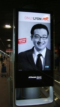 La campagne Only Lyon se déploie dans les aéroports | Création d'entreprise en région Rhône Alpes | Scoop.it