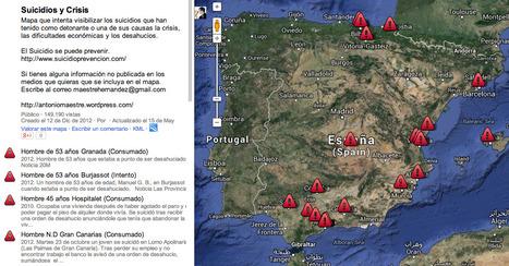 Suicidios y Crisis | Los mapas del #15M | Scoop.it