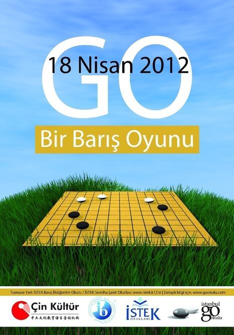 İstanbul Go Okulu » Bir Barış Oyunu: Go Turnuvası | Go Oyunu | Scoop.it