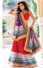 IndianWardrobe has Trendy Designer Lehenga Choli Online | Indian Wardrobe | Scoop.it